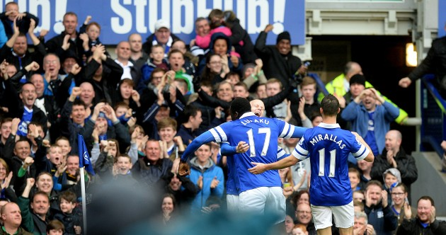 As it happened: Everton v Arsenal, Barclays Premier League