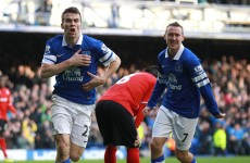 Seamus Coleman: 'I don't think you can ever stop improving'