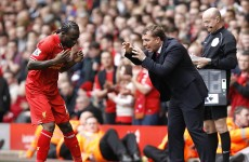 Rodgers lauds Liverpool's 'incredible' 10th win in a row