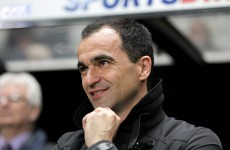 5 reasons why Roberto Martinez should win manager of the year