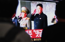 Warning that North Korea could be carrying out a new nuclear test
