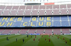 FIFA orders transfer ban on Barcelona for next two windows