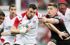 Anscombe proud of 'scrambling' Ulster after enforced tactical reshuffle