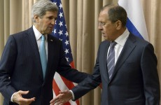 Agreed … Ukraine, Russia, the US and EU have reached a surprise deal in Geneva