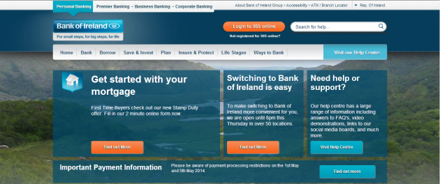 Bank of Ireland Mortgage Bank