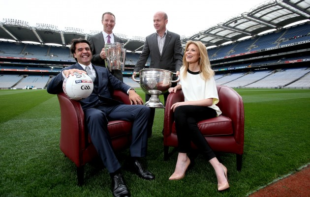 Sky Sports Unwraps OnScreen Line-Up for GAA Championship Coverage