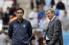 'Gary Neville will become a top-class manager' – Hodgson