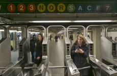 Irish woman run over by three New York subway trains, walks away with a broken shoulder