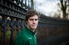 Andrew Trimble on scaling Machu Picchu, setting up a hometown gym and multi-coloured fixies