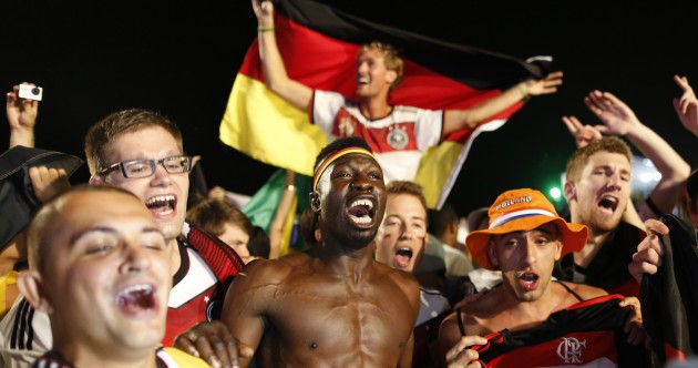 World Cup hangout: The prize-giving webchat that's pity-partying hard in Brazil
