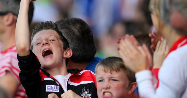 Dowcha boy, net busters and the rest of our favourite images from Sunday's GAA action