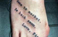 11 clever tattoos you wish you were brave enough to get