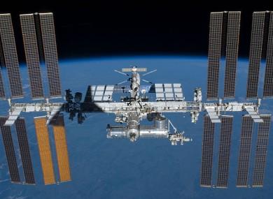 'Very serious' ammonia leak outside International Space ...