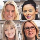 Alice-Mary Higgins, Lynn Ruane, Frances Black & Eileen Flynn